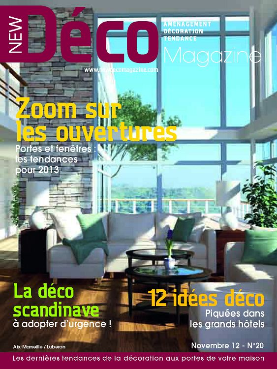 magazine de decoration