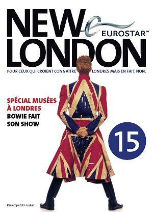 New London n°15 mar/avr/mai 2013