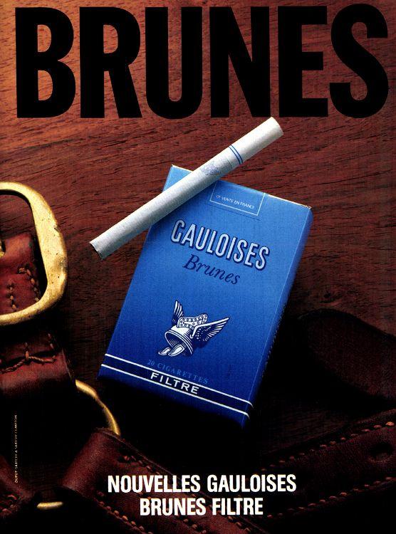 cigarette brune synonyme