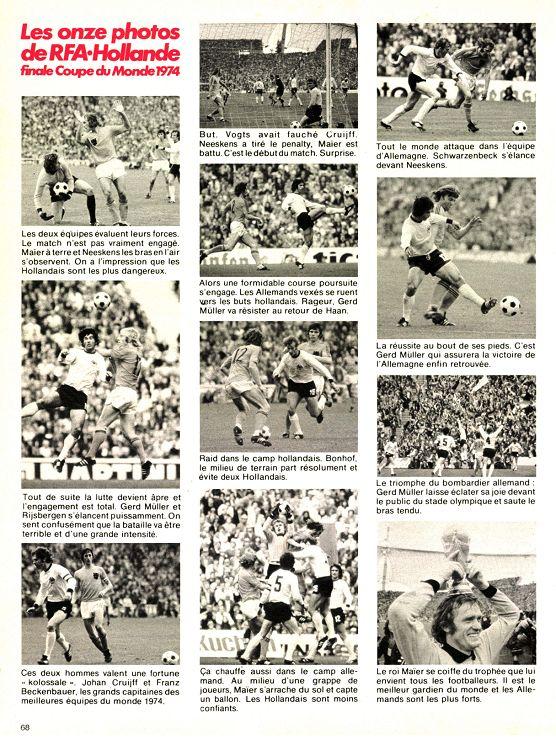 finale allemagne hollande 1974