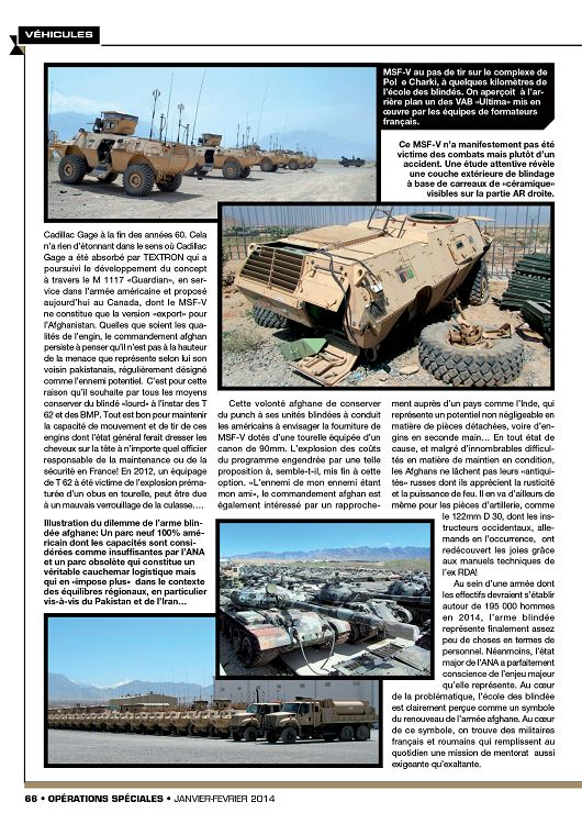 Opérations Spéciales n°5 jan/fév 2014 - Page 2 - 3