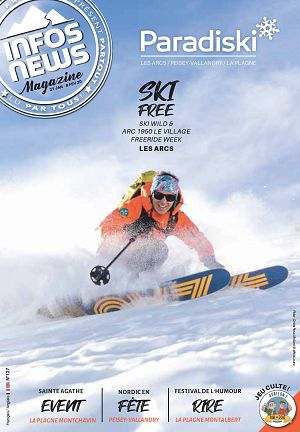 Paradiski Infosnews n°127 27 jan 2020