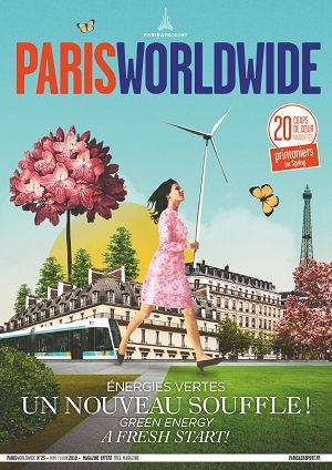 Paris Worldwide n°25 mai/jun 2018