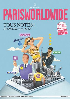 Paris Worldwide n°33 sep/oct 2019