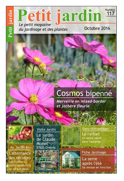 Petit jardin n 117 octobre 2016 page 2 3 petit jardin n 117 octobre 2016 petit jardin - Petit jardin octobre brest ...
