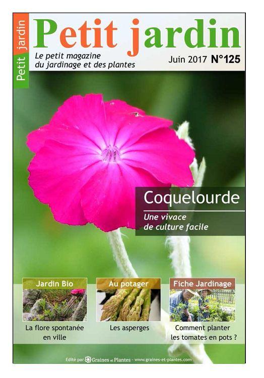 Calendrier Lunaire Graine Et Plantes.Petit Jardin N 125 Juin 2017 Page 16 17 Petit Jardin N