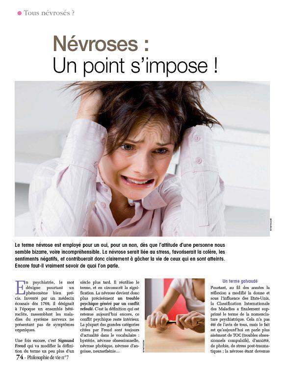 Philosophie de Vie n°7 jun/jui/aoû 2016 - Page 74 - 75 - Philosophie ...