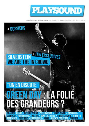 Playsound n°2 jun/jui/aoû 2012