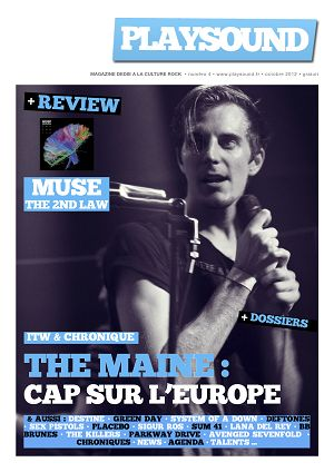 Playsound n°4 oct/nov 2012