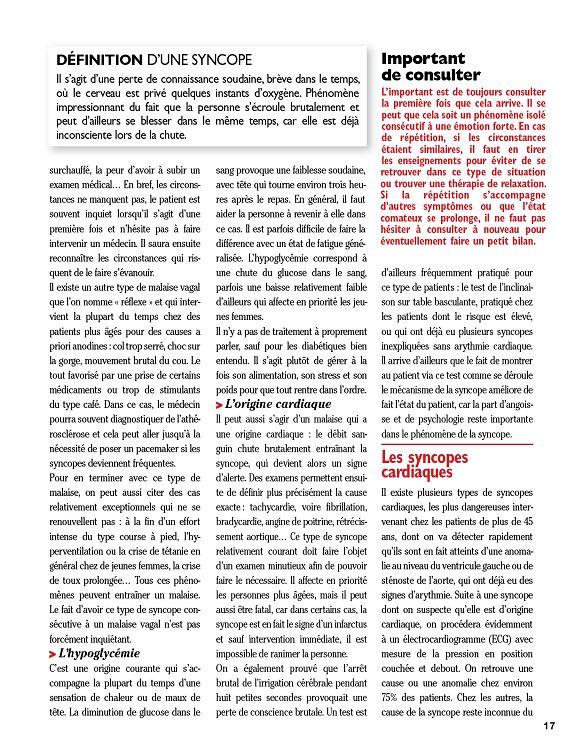 Pratique Santé n°26 jan/fév/mar 2015 - Page 2 - 3 - Pratique Santé n ...