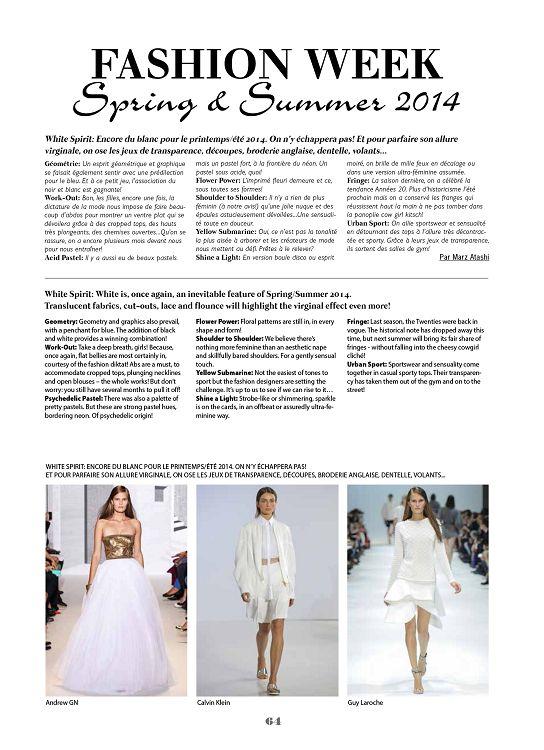 Prestige International n°12 sep/oct/nov 2013 - Page 158