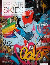 Private Skies Magazine n°5 été 2016