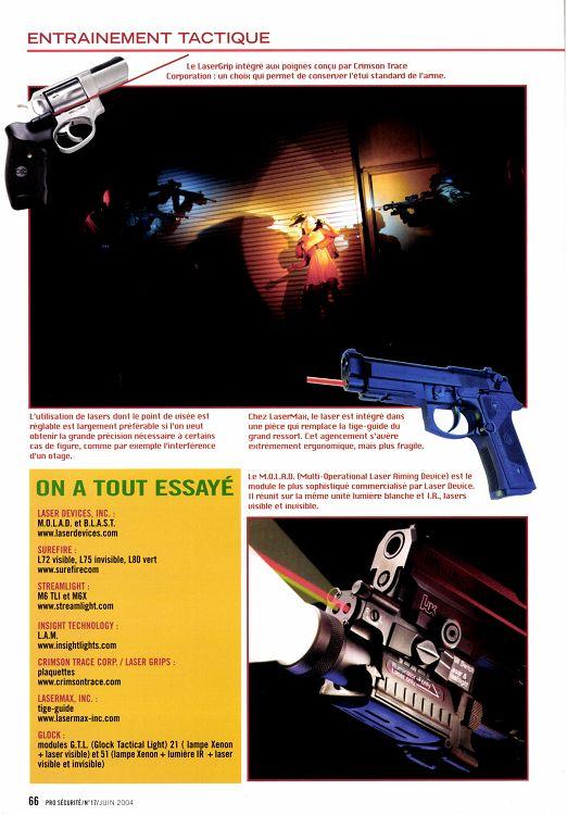 cdea11b6c1616 Pro Sécurité n°17 juin 2004 - Page 44 - 45 - Pro Sécurité n°17 juin ...