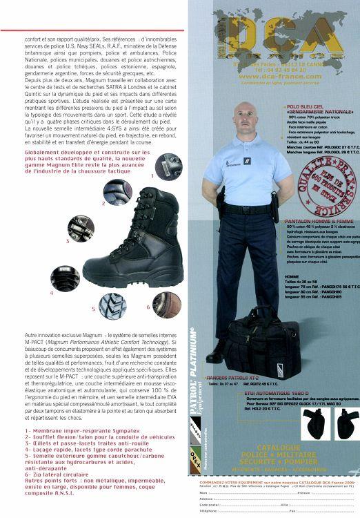 42 43 Page 2006 Octobre Pro Sécurité N°42 HP0RRF