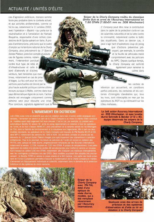 Pro Sécurité n°85 septembre 2010 - Page 64 - 65 - Pro