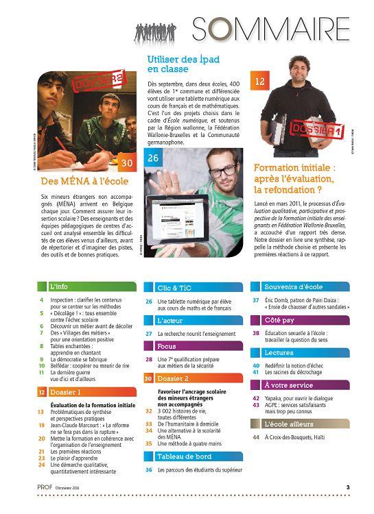 Page 2012 Maravrmai N Magazine N°13 3 Prof 2 EIYHWeD29
