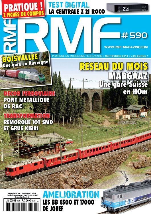 f3e6e881b8c RMF n°590 septembre 2014 - Page 8 - 9 - RMF n°590 septembre 2014 ...