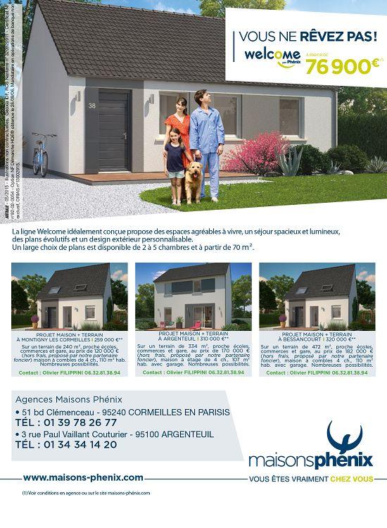 052015 illustrations non contractuelles geoxia idf rcs nanterre n320920911 certificat nf n92 02 0054 option nf dmarche hqe obtenue le 280906 - Maison Phenix Cormeilles En Parisis