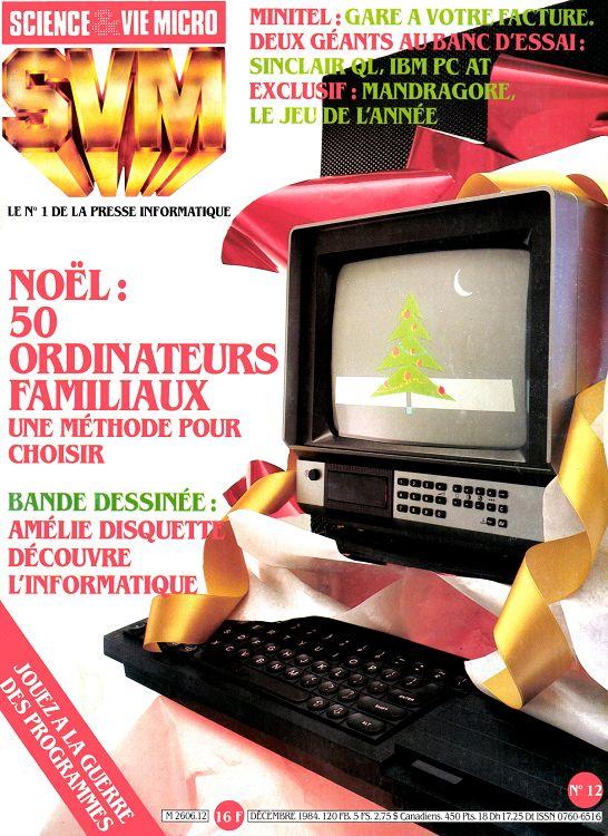 Svm N12 Décembre 1984 Page 236 237 Svm N12 Décembre 1984