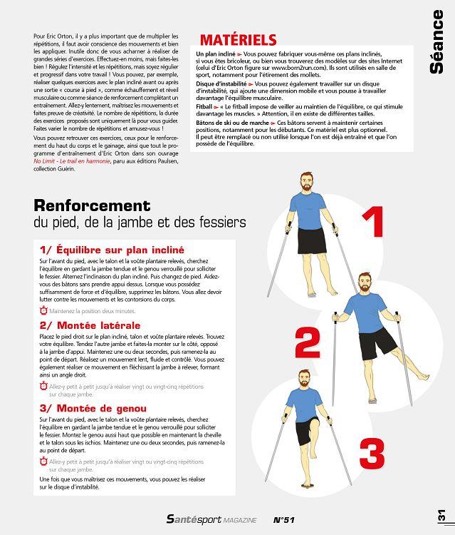 santé sport magazine n°51h nov/déc 2017 - page 30 - 31 - santé sport