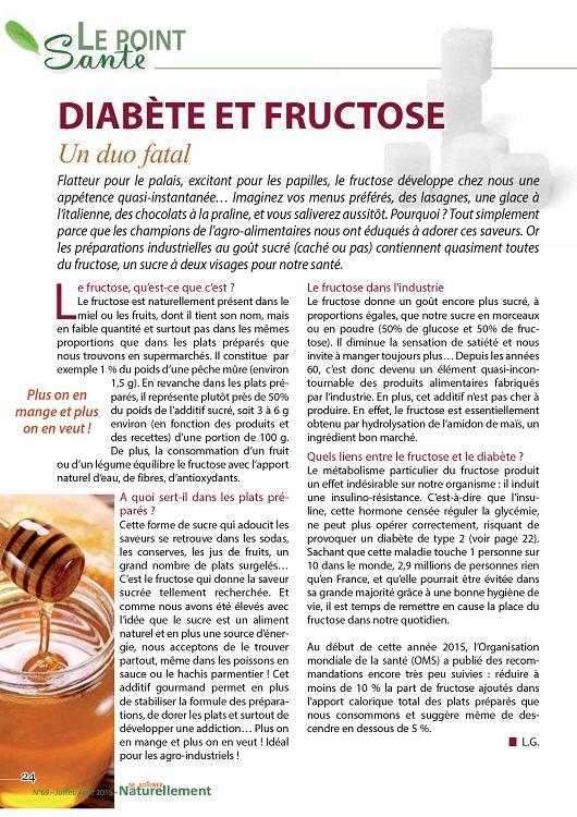 soigner diabète naturellement