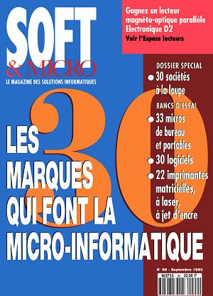 Soft & Micro n°99 septembre 1993