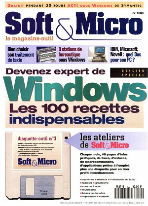 Soft & Micro n°100 octobre 1993