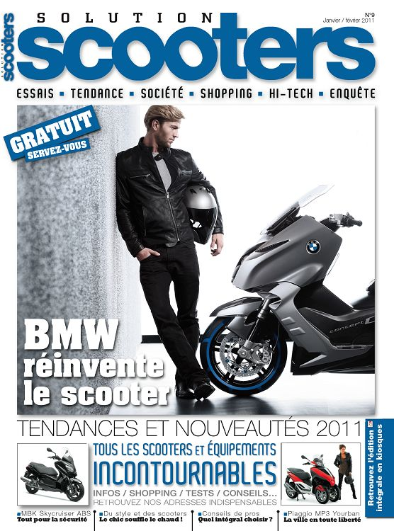 04a6c8e67169f Solution Scooters n°9 jan fév 2011 - Page 10 - 11 - Solution ...