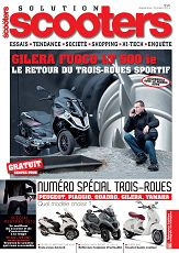Solution Scooters n°25 sep/oct 2013
