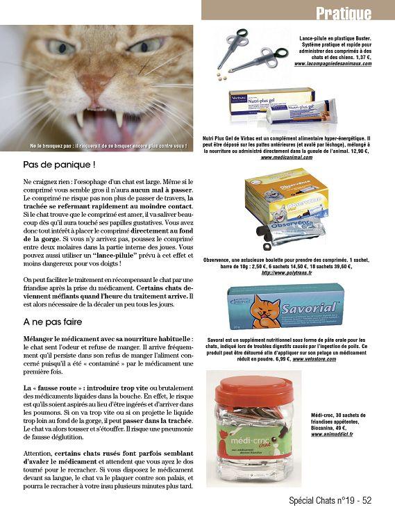 tumeur gueule chat