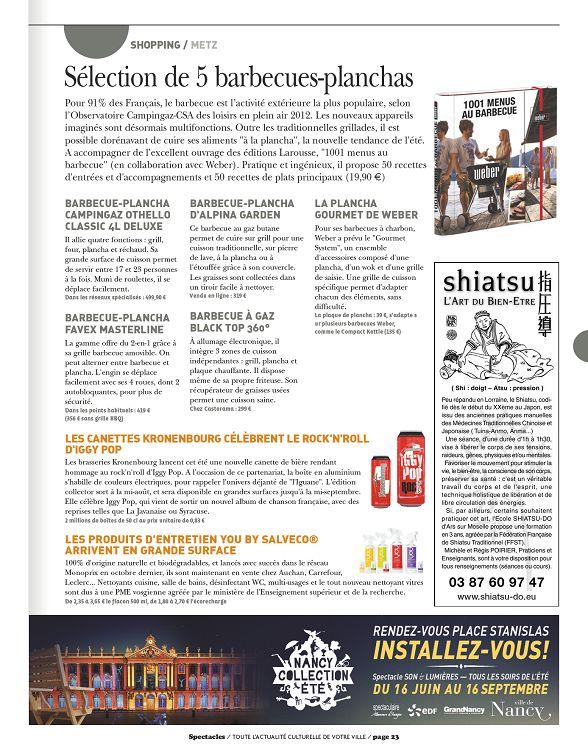 Spectacles à Metz N242 Juiaoû 2012 Page 26 27