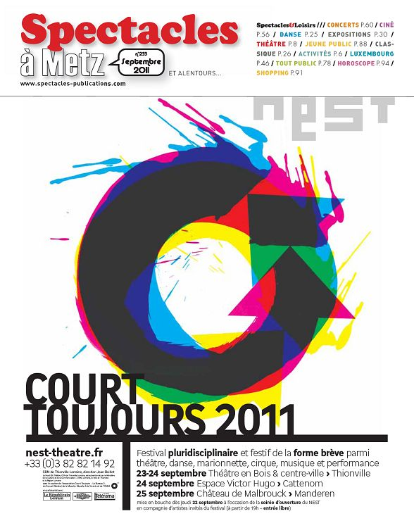 Spectacles à Metz n°233 septembre 2011 - Page 82 - 83 ...