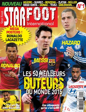 Star Foot International n°1 avr/mai 2015