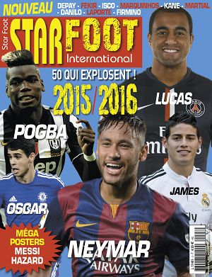 Star Foot International n°3 aoû/sep/oct 2015