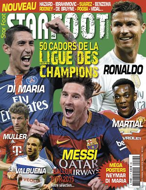 Star Foot International n°4 nov-déc 15/jan 2016