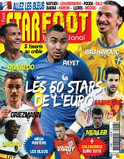 Star Foot International n°6 mai/jun/jui 2016