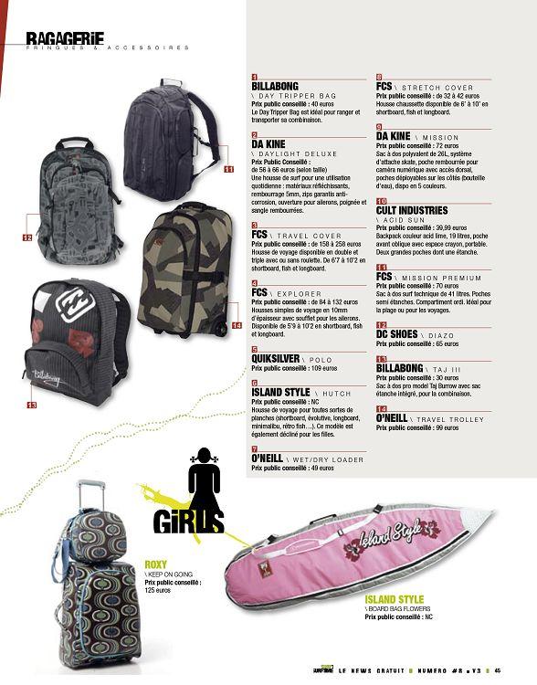 b3f892ea3311d Surf Time n°8 avr mai 2007 - Page 82 - 83 - Surf Time n°8 avr mai ...