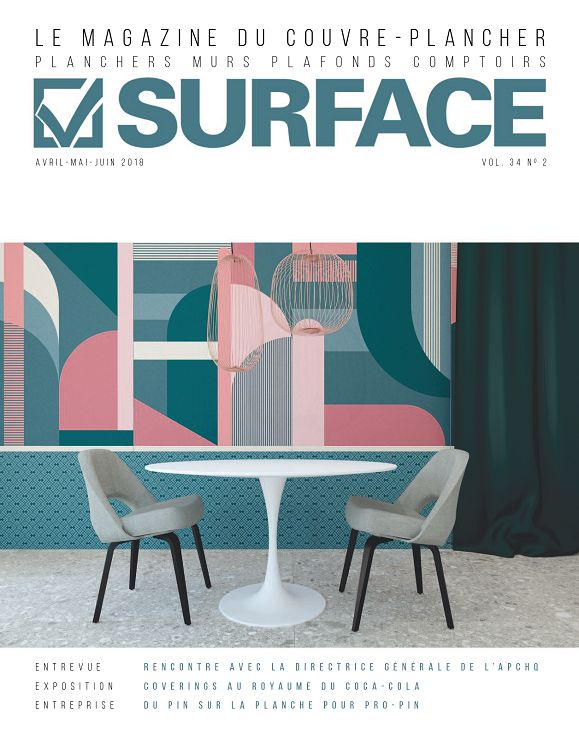 Surface N°34 2 Avr/mai/jun 2018