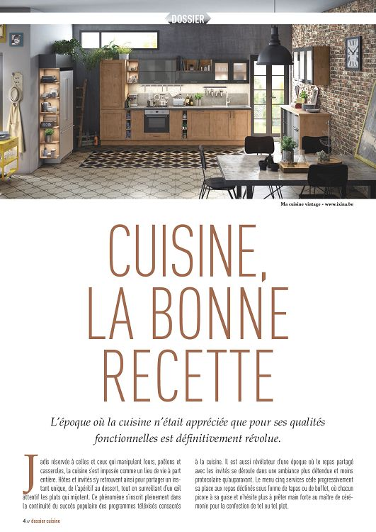 Tendances maison n 96 avril 2015 page 28 29 for Architecture et tendances magazine