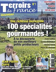 Terroirs de France n°1 fév/mar 2014