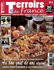 Terroirs de France n°4 oct/nov/déc 2014