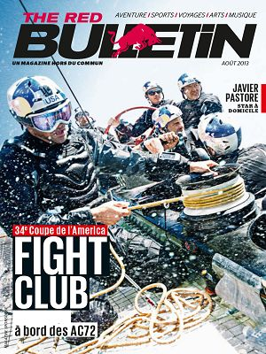 The Red Bulletin n°2013-08 août