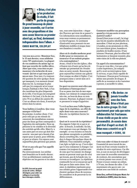 The Red Bulletin N 2018 07 Juillet 2018 Page 38 39 The Red