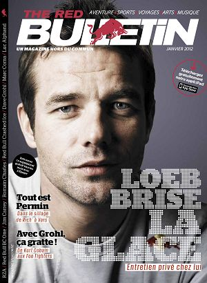 The Red Bulletin n°2012-01 janvier