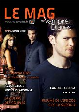 The Vampire Diaries n°14 janvier 2013