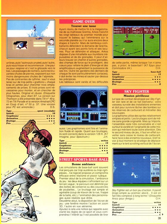 Février Page Tilt 141 140 1988 N°51 N8nwPvmy0O