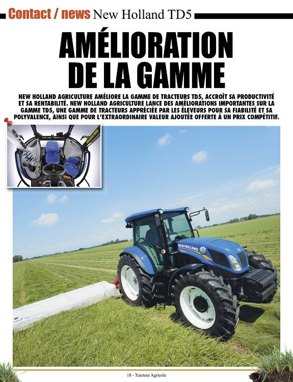 promotion tracteur agricole neuf