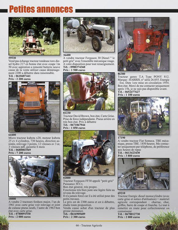 recherche prise de force agricole