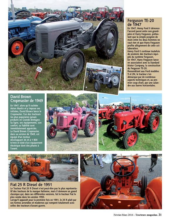 marques tracteur italiens