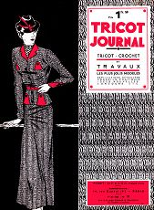 Tricot Journal n°11 1er oct 1934